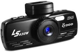กล้องติดรถยนต์ DOD LS430W