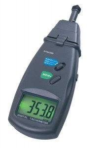 tachometer เครื่องวัดแสง