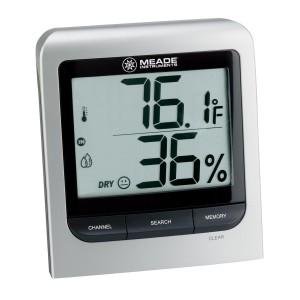 เครื่องวัดอุณหภูมิ-ความชื้น (Hygrometer)