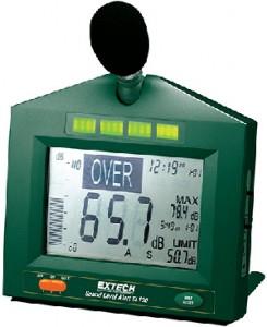 เครื่องวัดเสียง Extech รุ่น SL130G